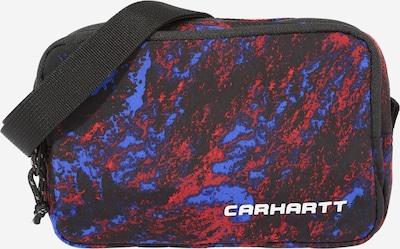 Carhartt WIP Umhängetasche 'Terra' in blau / rot / schwarz, Produktansicht