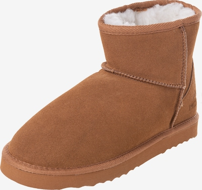Mols Winterboots 'Towlan W Leather' in braun, Produktansicht