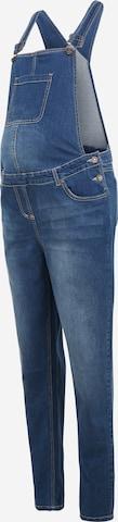 JoJo Maman Bébé Dungaree jeans in Blue