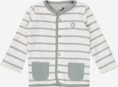 SIGIKID Veste mi-saison en gris / blanc, Vue avec produit