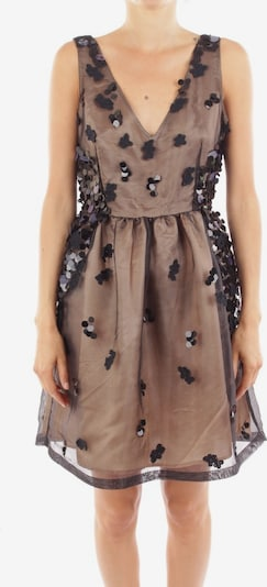 Blugirl Kleid in S in apricot / schwarz, Produktansicht