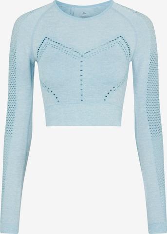 Calvin Klein Performance Shirt in Blau