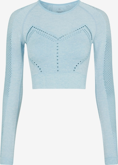 Calvin Klein Performance T-Shirt in himmelblau, Produktansicht