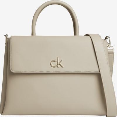 Calvin Klein Handbag in Taupe, Item view