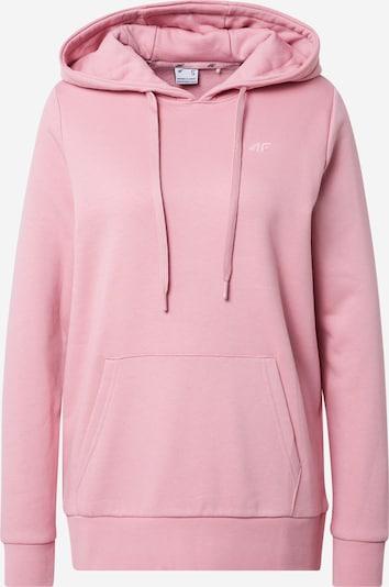 4F Sportsweatshirt in rosa, Produktansicht