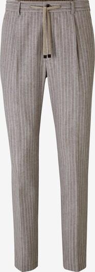 JOOP! Broek ' Eames ' in de kleur Beige / Wit, Productweergave