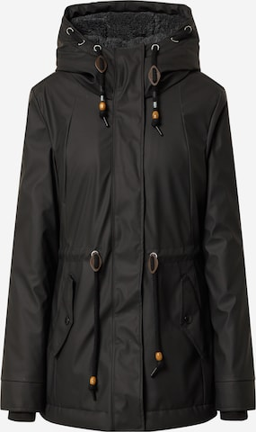 Ragwear Jacke 'MONADIS RAINY' in Black