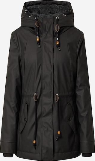 Ragwear Jacke 'MONADIS RAINY' in schwarz, Produktansicht