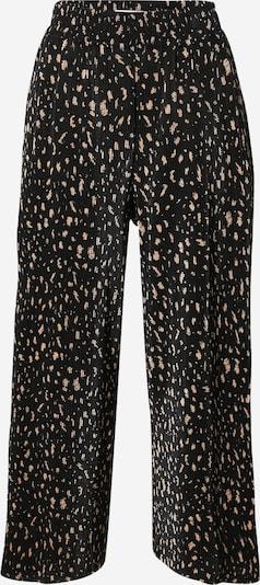 Soyaconcept Pantalon 'Olinda 2' en beige / noir, Vue avec produit
