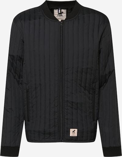 Fat Moose Jacke 'Lumber' in schwarz, Produktansicht