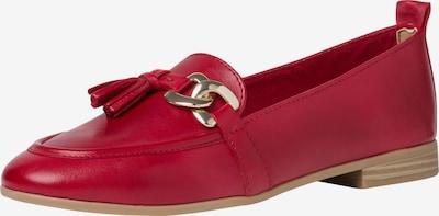 MARCO TOZZI by GUIDO MARIA KRETSCHMER Slipper in rot, Produktansicht