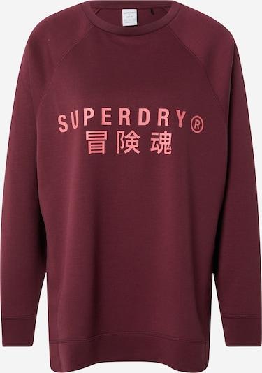 Superdry Sportisks džemperis gaiši sarkans / tumši sarkans, Preces skats