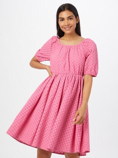 Y.A.S Kleid in pink, Modelansicht