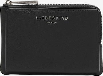 Liebeskind Berlin Wallet in Black