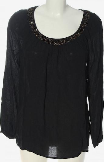 Soyaconcept Schlupf-Bluse in M in schwarz, Produktansicht