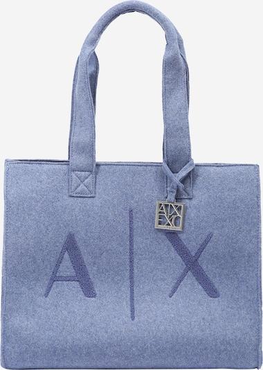 ARMANI EXCHANGE Shopper en azul real, Vista del producto