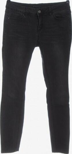 Reserved Röhrenjeans in 29 in schwarz, Produktansicht