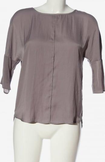 Soyaconcept Kurzarm-Bluse in XS in hellgrau, Produktansicht