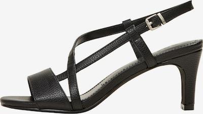 ESPRIT Sandale in schwarz, Produktansicht