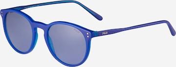 Polo Ralph Lauren Слънчеви очила '0PH4110' в синьо