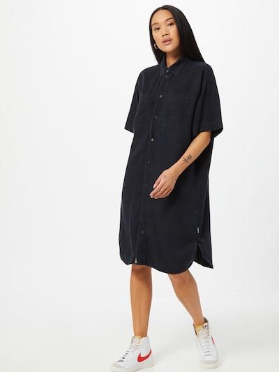 Marc O'Polo DENIM Kleid in black denim, Modelansicht