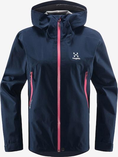 Haglöfs Outdoorjas 'Roc GTX' in de kleur Blauw, Productweergave