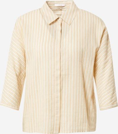 OPUS Bluse 'Frona' in grau / pfirsich / weiß, Produktansicht