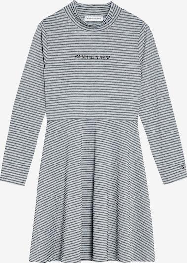 Calvin Klein Jeans Kleid in grau, Produktansicht