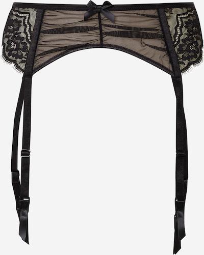 Hunkemöller Jarretels 'Allison' in de kleur Zwart, Productweergave