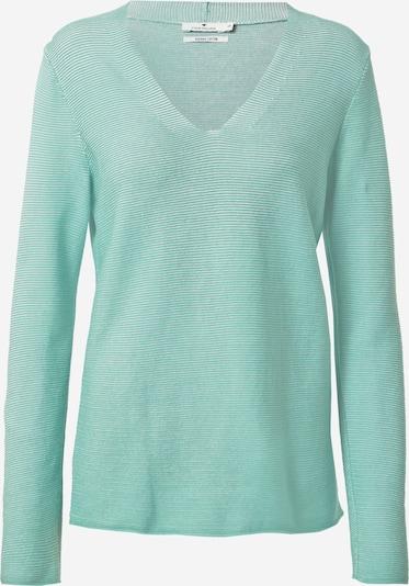 TOM TAILOR Пуловер в нефритено зелено, Преглед на продукта