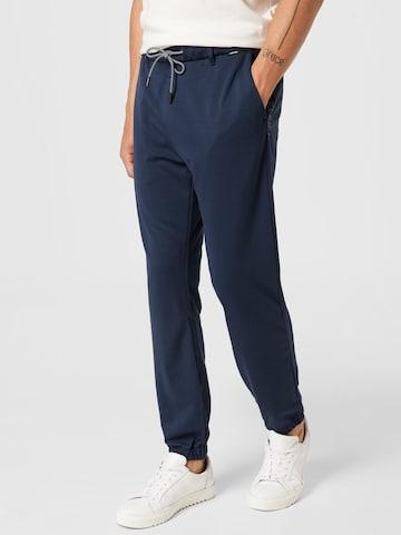 Pantaloni di Calvin Klein in blu
