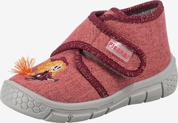 Fischer-Markenschuh Schuh in Rot