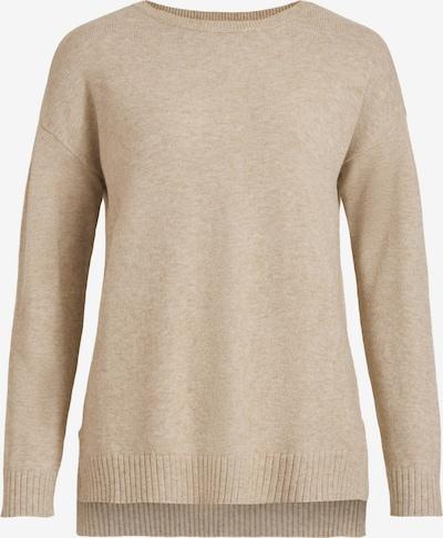 VILA Pullover 'Ril' in beigemeliert, Produktansicht