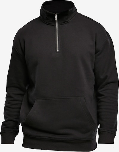 Urban Classics Big & Tall Sportisks džemperis melns, Preces skats
