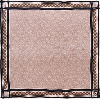 BeckSöndergaard Masque en tissu 'Sia' en bleu nuit / rose, Vue avec produit