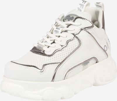 Sneaker low 'Quila' BUFFALO pe argintiu / alb, Vizualizare produs