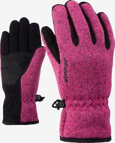 ZIENER Multifunktionshandschuh 'LIMAGIOS Junior' in pink, Produktansicht