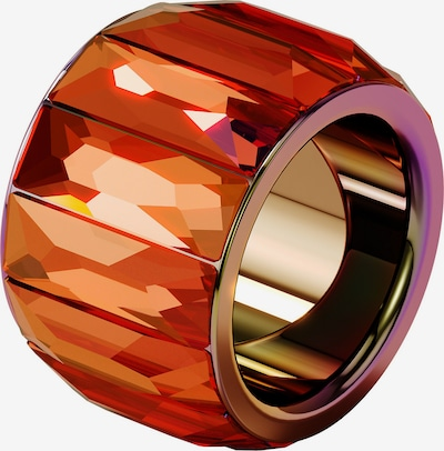 Swarovski Ring in Orange / Red, Item view