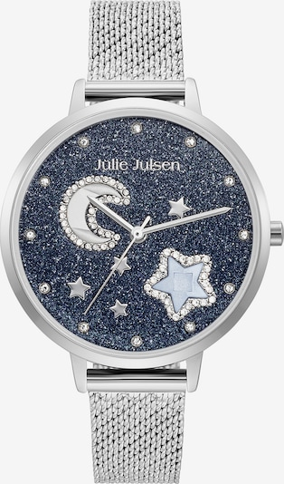 Julie Julsen Analog Watch in Dark blue / Silver / Transparent, Item view