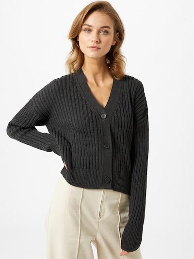 NU-IN Pullover in dunkelgrau, Modelansicht