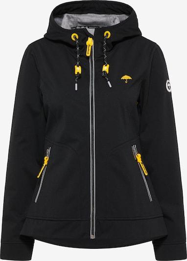 Schmuddelwedda Performance Jacket in Yellow / Black, Item view