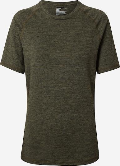 HIIT Sportshirt in khaki, Produktansicht