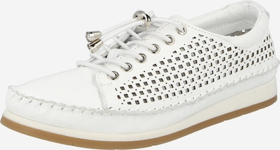 COSMOS COMFORT Athletic lace-up shoe in White, Item view