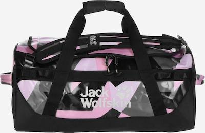 JACK WOLFSKIN Reisetasche 'Expedition Trunk' in pink / schwarz, Produktansicht