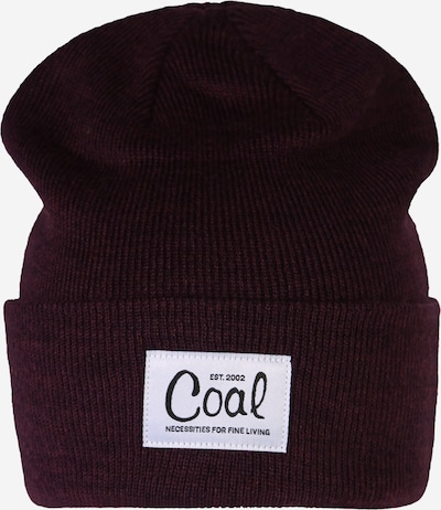 Coal Sports beanie in bordeaux, Item view