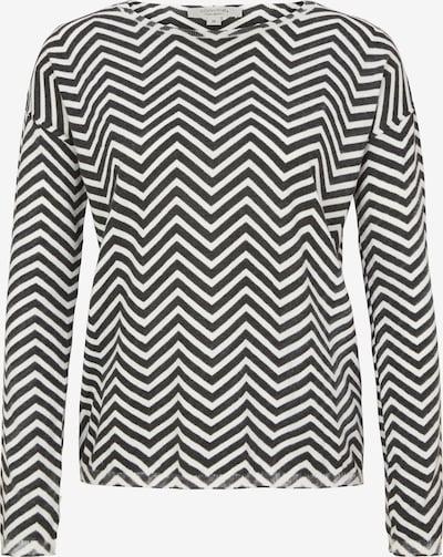 Ci comma casual identity Pullover in schwarz / weiß, Produktansicht