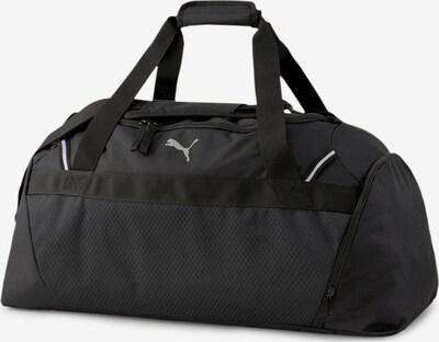 PUMA Sporttas 'Vibe' in de kleur Zwart, Productweergave