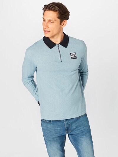 Afends T-Shirt 'For The Planet' en bleu nuit / opal: Vue de face
