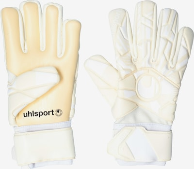 UHLSPORT Handschuh in gelb / weiß, Produktansicht