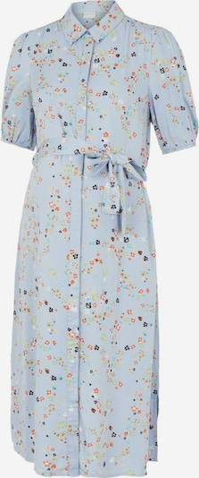 MAMALICIOUS Kleid in pastellblau / mischfarben, Produktansicht